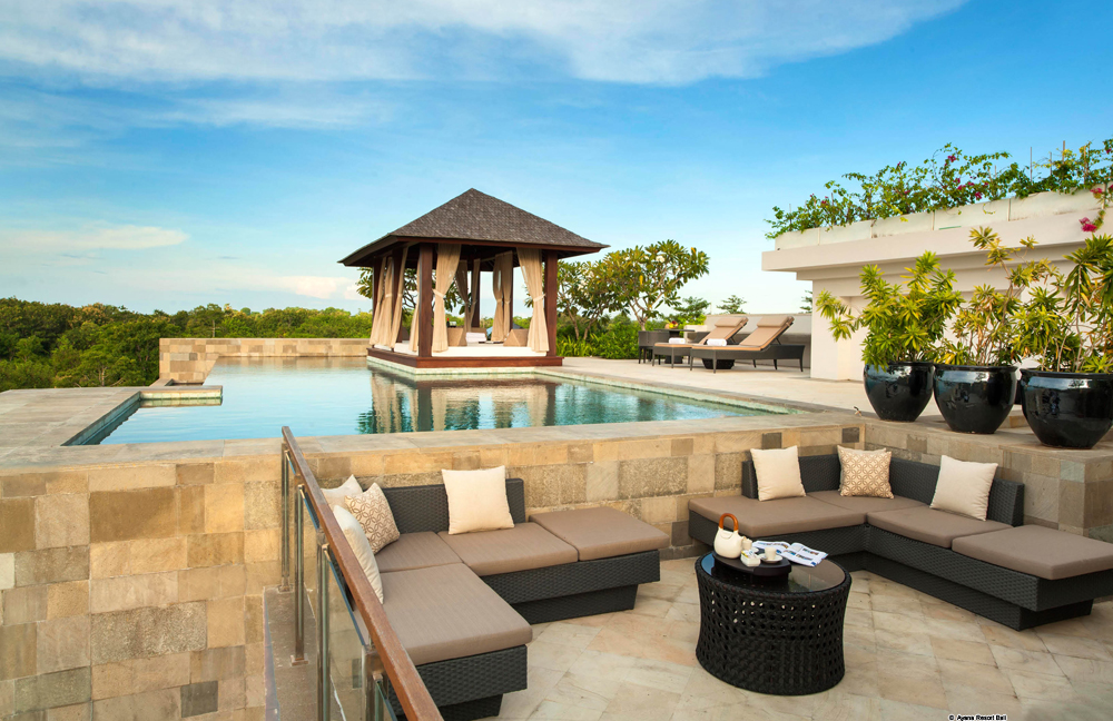 Golfhotel golf resort luxushotels fr golf luxus for Bali indonesia hotels 5 star