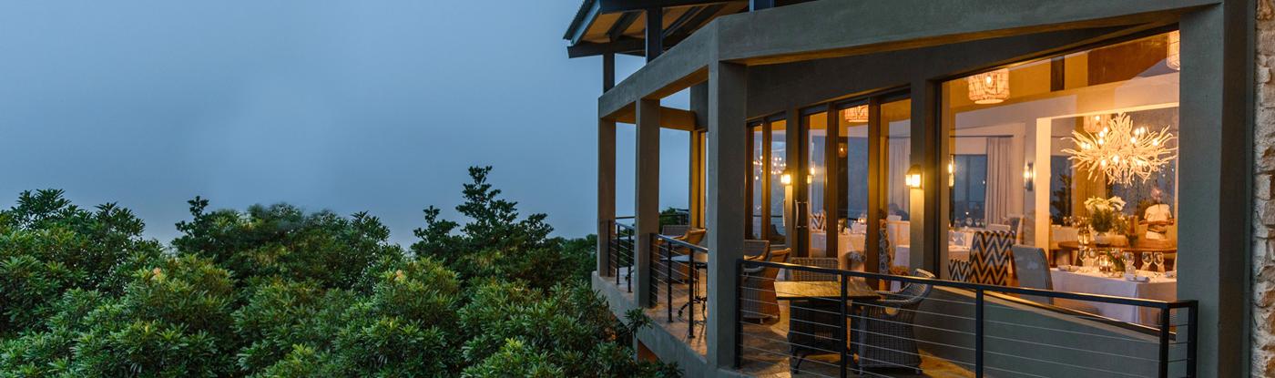 Hotel The Gorge Private Lodge Spa Pengaan Farm Oribi Luxury South